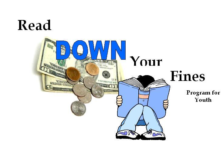 Read Down Your Fines: Program for Youth