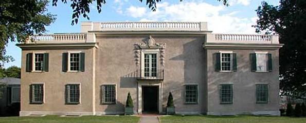Hyde Museum Facade