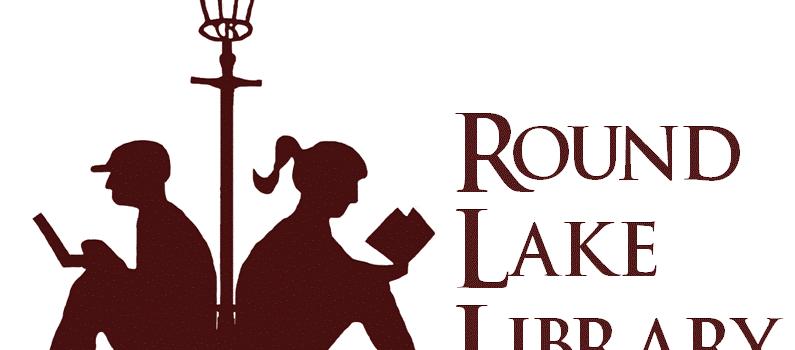 Round Lake Library Logo