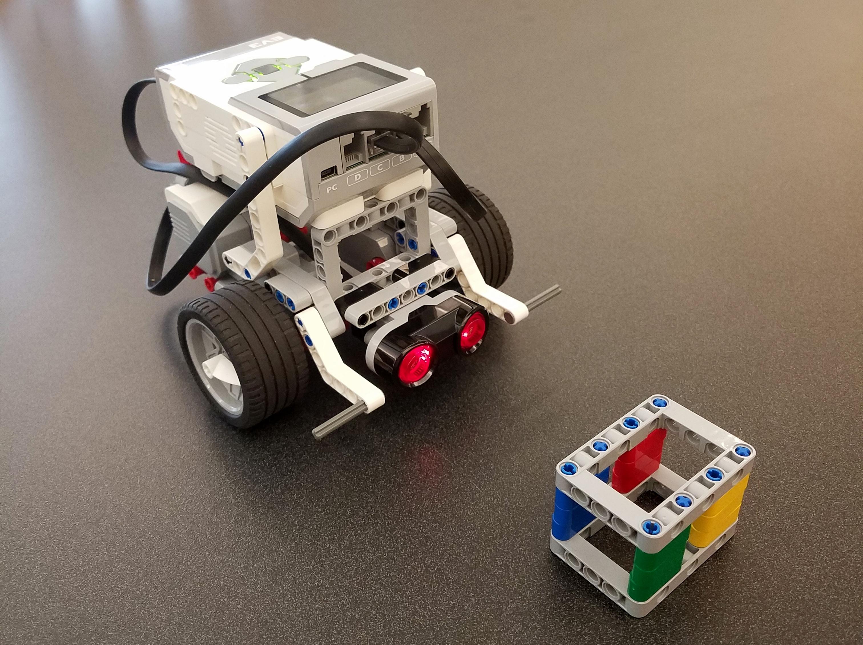 LEGOMindstormsEV3robot